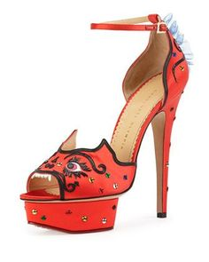 Charlotte Olympia Martial