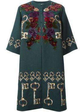 Dolce and Gabbana coat
