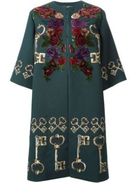 Dolce and Gabbana coat
