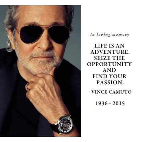 Vince Camuto Quote