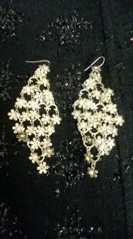 Forever 21 earrings 2