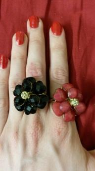 Forever 21 Flower Ring