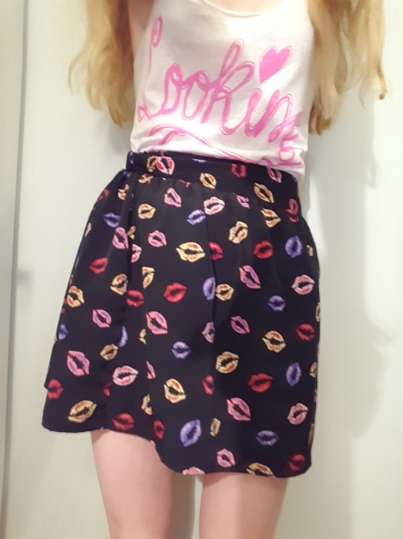 Love Wins skirt