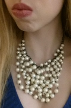 Macy's Pearl Necklace