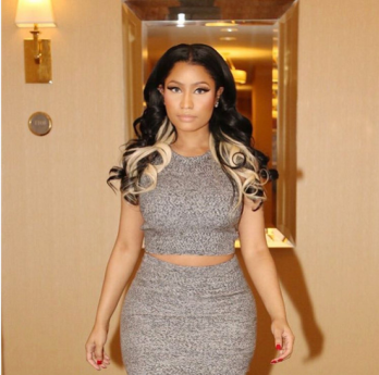 Nicki Minaj Alice + Olivia