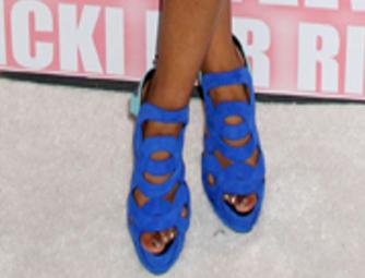 Nicki Minaj Giuseppe Zanotti 5