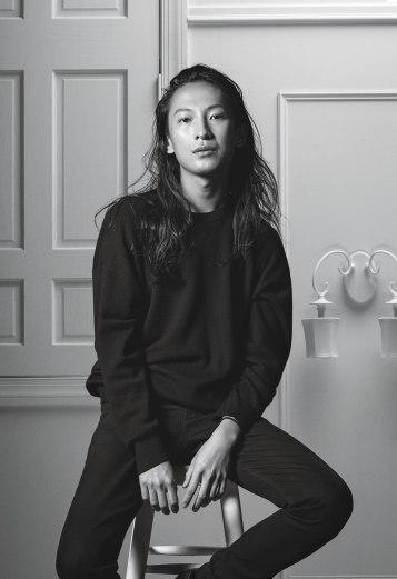 Bold Alexander Wang