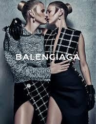 Bold Balenciaga