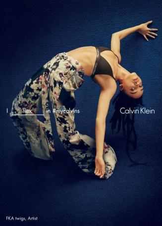 Bold Calvin Klein