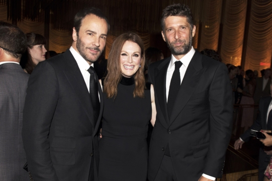 Tom Ford cocktail party, Spring Summer 2017, New York Fashion Week, USA - 07 Sep 2016