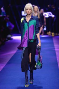 Versace RTW Spring 2017