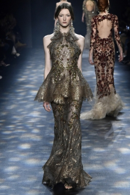 Marchesa RTW Fall 2016