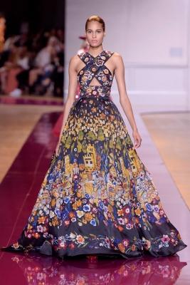 Zuhair Murad show, Runway, Autumn Winter 2016, Haute Couture Fashion Week, Paris, France - 06 Jul 2016