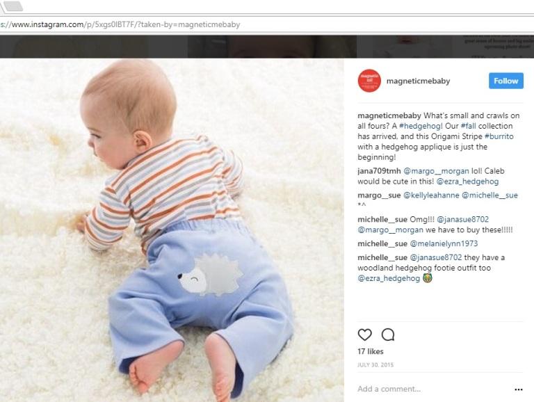 Magnificent Baby Instagram 9