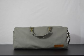 Kurtis Paul Arnold Canvas Duffle Bag