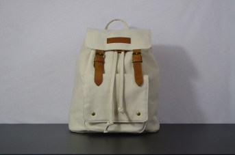 Kurtis Paul Columbus Canvas Backpack