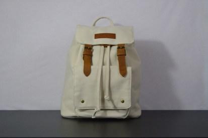 Kurtis Paul Columbus Canvas Backpack