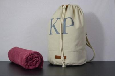 Kurtis Paul Donald Drawstring Bag