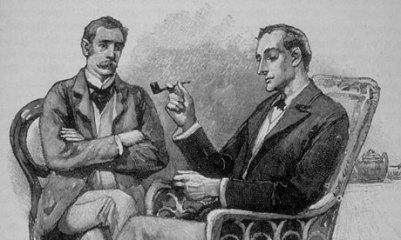 Kurtis Paul Sherlock Holmes 3