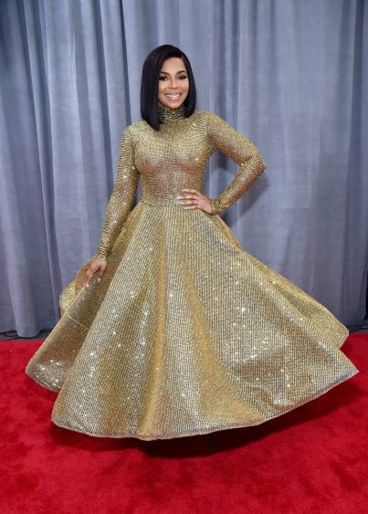 Grammys Ashanti