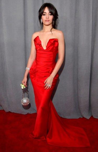 Grammys Camila Cabello