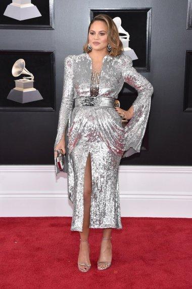 Grammys Chrissy Teigen