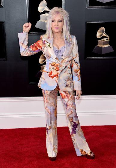 Grammys Cyndi Lauper