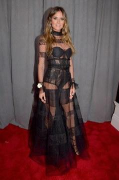 Grammys Heidi Klum