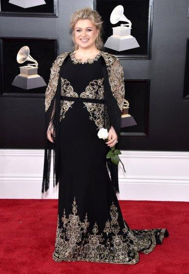 Grammys Kelly Clarkson