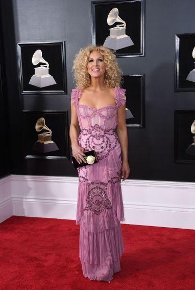 Grammys Kimberly Schlapman