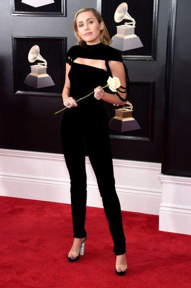 Grammys Miley Cyrus