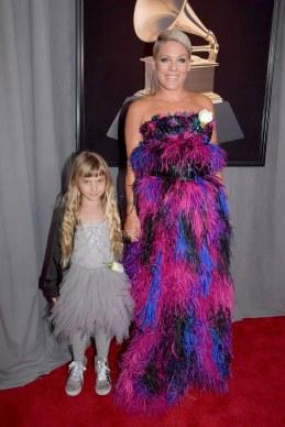 Grammys Pink