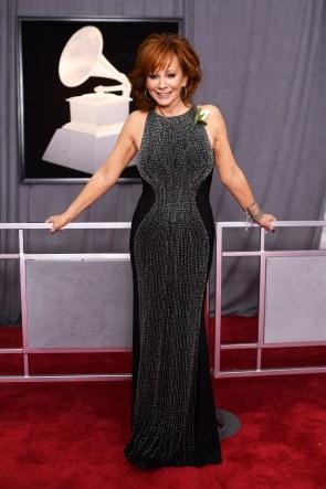 Grammys Reba McEntire