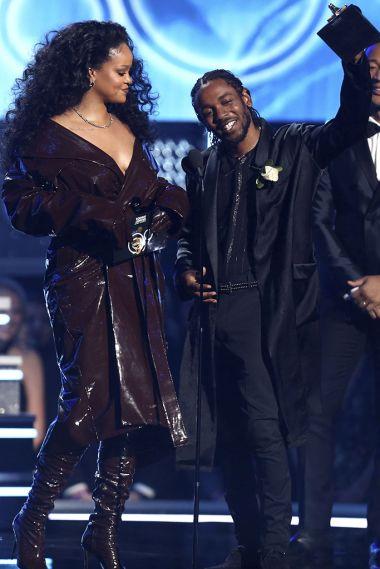 Grammys Rihanna