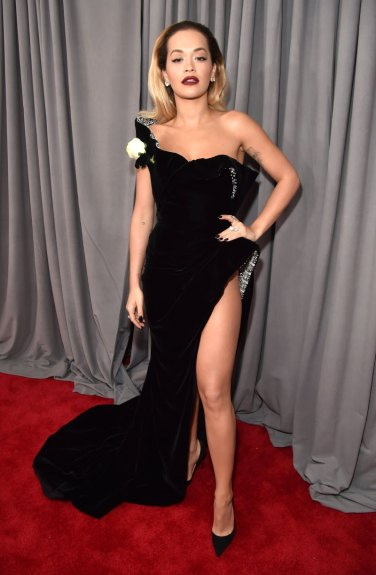 Grammys Rita Ora