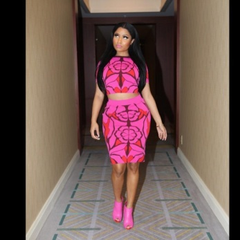 Kissmiss Nicki Minaj